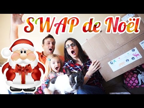 SWAP DE NOËL EN FAMILLE AVEC QUEBEC FAMILY LIFE