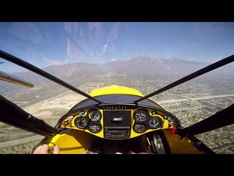 CubCrafters Sport Cub S2 - KCCB Left 270 Busy Day FPV 1080p HD POV