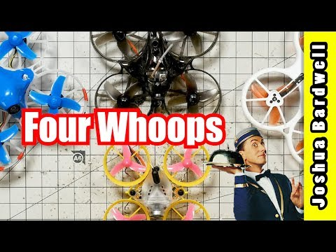 Beta 75x vs. Mobula 7 vs. Acrobee vs. Tinyhawk | MICRO QUADCOPTER ROUNDUP REVIEW