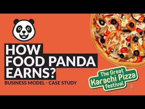 Food Panda | Business Model | How Food Panda Earns?l | CASE STUDY | Hindi
