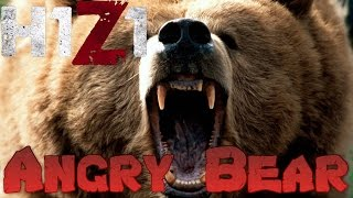H1Z1 : Bears cant go inside right?