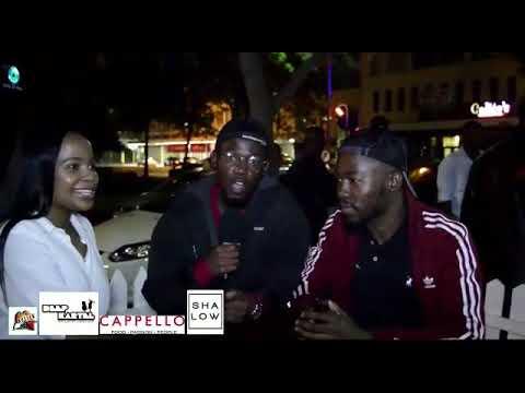 G'LAREZ x ANDE live interview at #DeepinTheCityJHB (filmed by CrystalEyemedia)