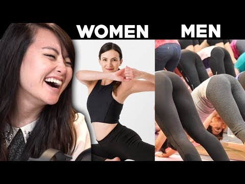 What Men See Vs What Women See