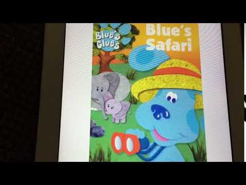 BLUE'S CLUES SAFARI
