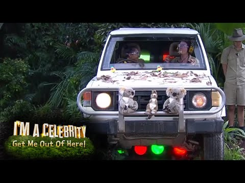 FIRST LOOK: Vanessa White and Jennie McAlpine's Trial | I'm A Celebrity...Get Me Out Of Here!