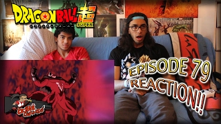 Dragon Ball Super Ep. 79 REACTION + Predictions!! |