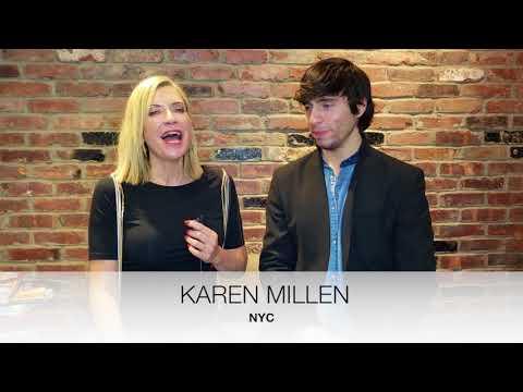 KAREN MILLEN INTERVIEW