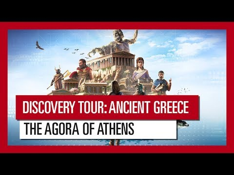 Discovery Tour: Ancient Greece – The Agora Of Athens