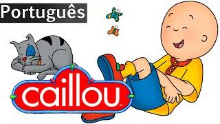Caillou Em Português Brasil 3 Horas De Caillou!