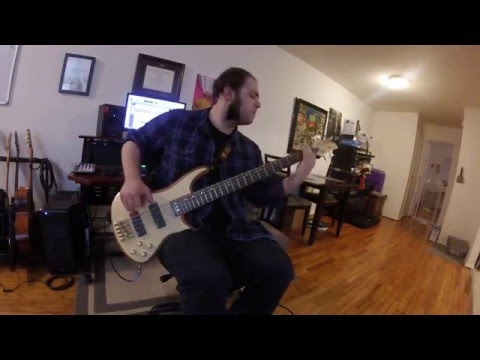 Odyssey - Scale the Summit Bass Cover