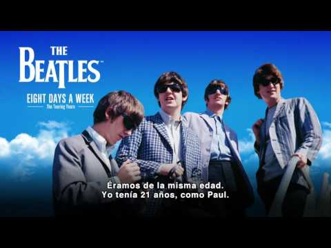The Beatles Eight days a week- Maria Interview with Larry Kane- 12 sept 2016