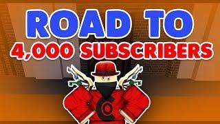 🔴 ROAD ZU 4K ABONNENTEN! | ROBLOX LIVE 🔴
