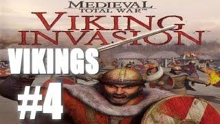 Medieval: Total War Viking Invasion - Viking Campaign #4