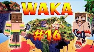 WAKA - Ep. 16 - De haut en bas - Fanta et Bob dans Minecraft