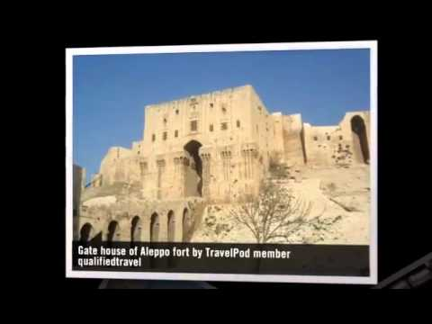 """""""The Baron and a pleasent surprise"""" Qualifiedtravel's photos around Aleppo, Syria (aleppo fort)"""