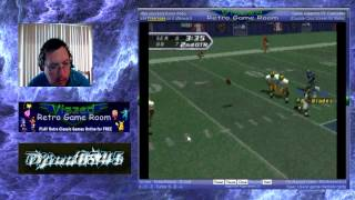 lilwildwolf21 plays NFL Quarterback Club 97 (PSX)Mega Video Competition
