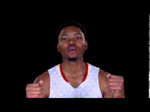 Come Join Atlanta Hawks forward Kent Bazemore and Play with the Jr. NBA