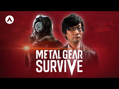 GVMERS' tragedy of Metal Gear Survive