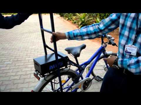 MITS - Mechanical Engineering final year students project