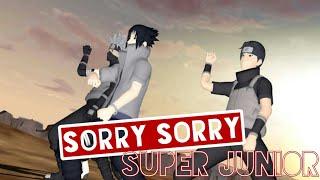 MMD Naruto Sorry Sorry