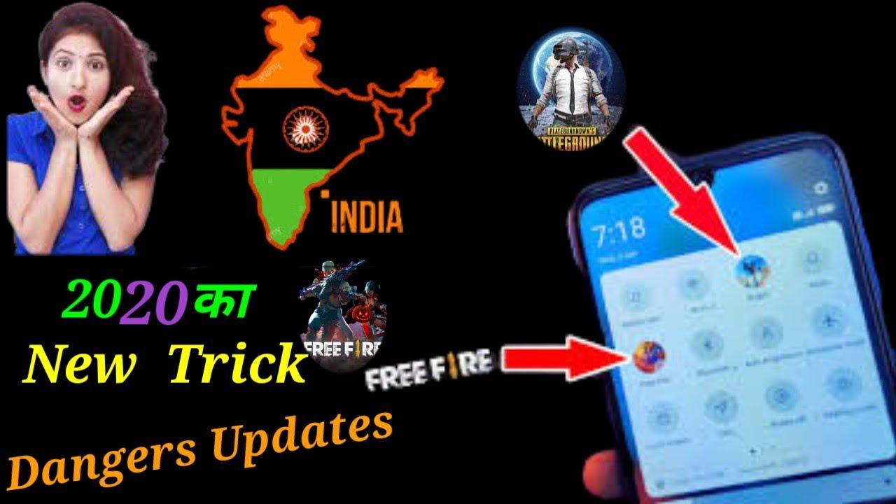 Add Pubg in Status Bar Any Phone Top Secret Pubg Tips & Tricks 2020 Pubg Lag Fix BK GYAN TECH