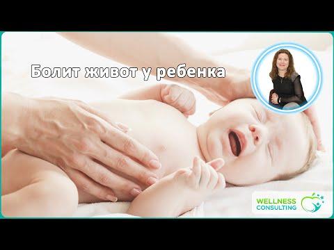 У ребенка болит живот: что делать родителям. Гастроэнтерология