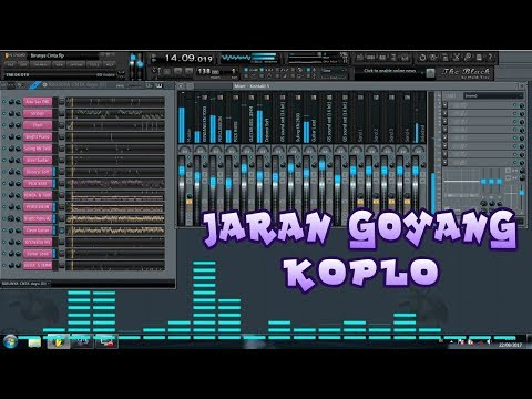 JARAN GOYANG KOPLO - DANGDUT FL STUDIO KORG PA 600