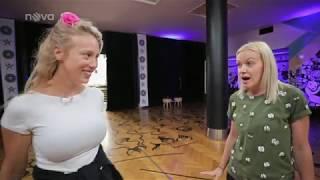 Aneta Krejčíková & příprava na vystoupení | Tvoje tvář má známý hlas