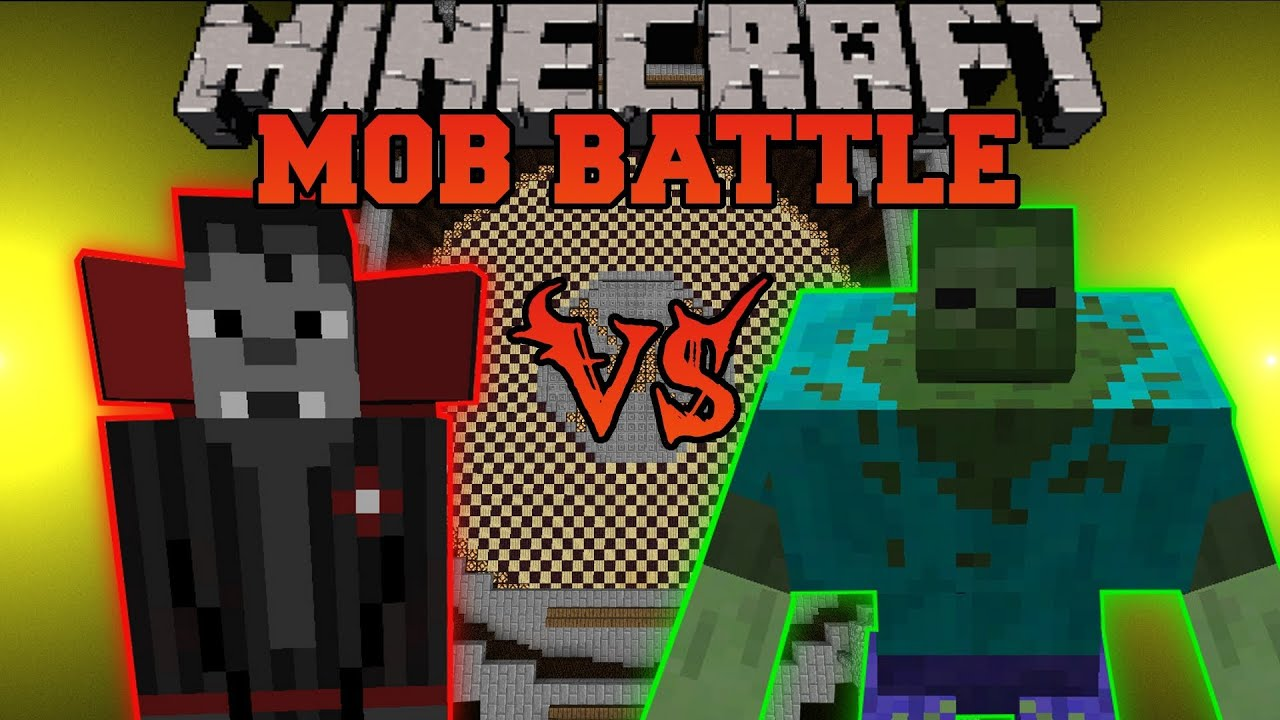 minecraft vampire mod how to become a vampire