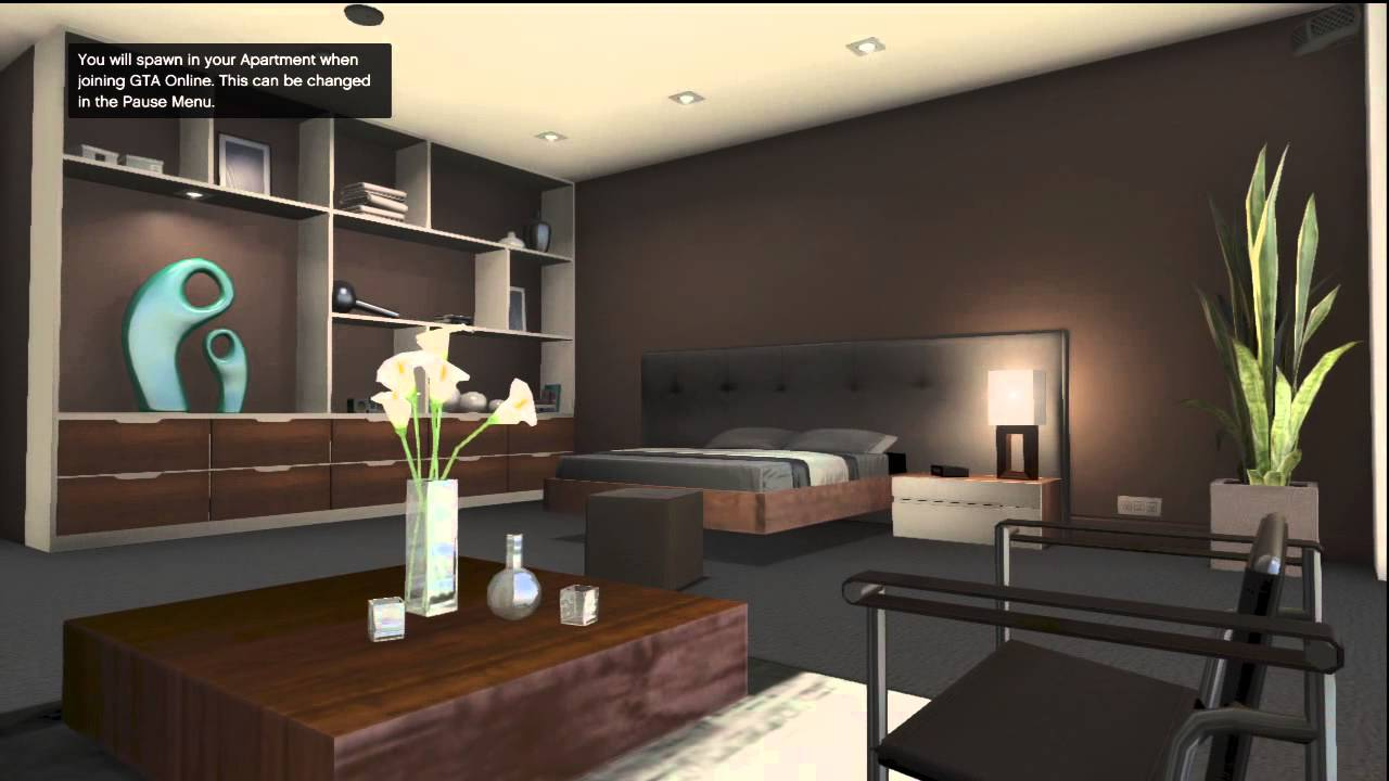 Gta 5 Ing A 350 000 Apartment Online Nicest And Best In The
