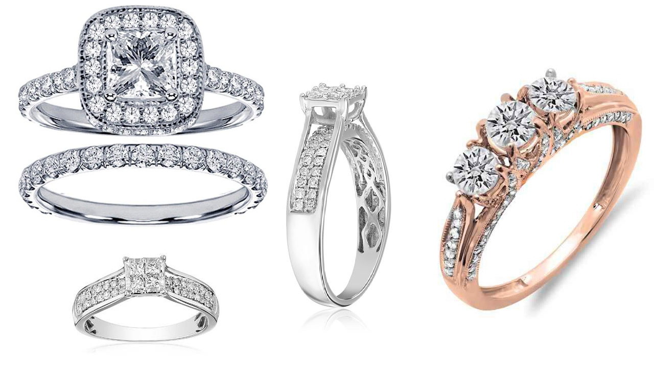 Best Places To Engagement Rings 2018