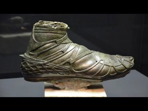 Ancient Shoe Discovery Shows High Fashion Sense of Roman Footwear
