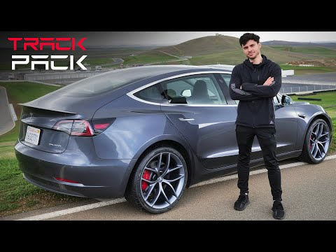 NEW Tesla Model 3 Track Package & Track Mode v2 Review!