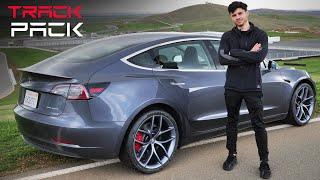 NEW Tesla Model 3 Track Package & Track Mode v2 Review!