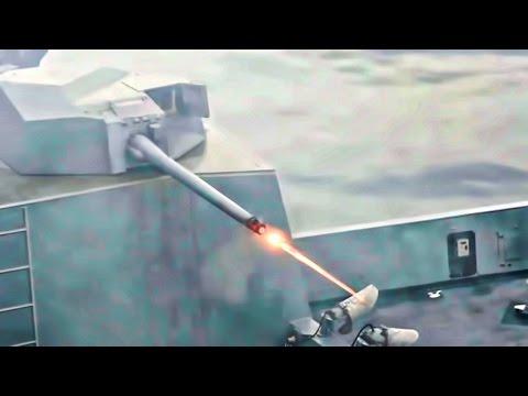 MK-46 30mm Deck Gun Fire • USS Green Bay (LPD-20)