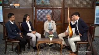 Kazakistan'dan Misafirimiz Bizlere Dombıra Çalıyor - Bereket Sofrası - TRT Avaz