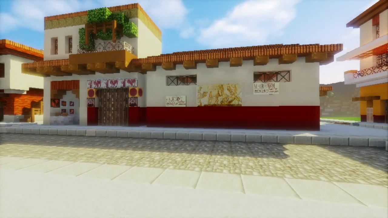 Insula Romana Roman Apartment Latin Minecraft