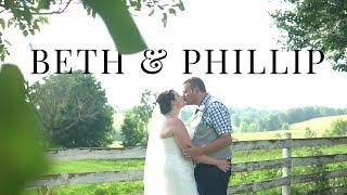 Beth & Phillip // 7.7.19 // Letart, WV