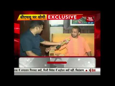An Interview With UP CM Yogi Adityanath