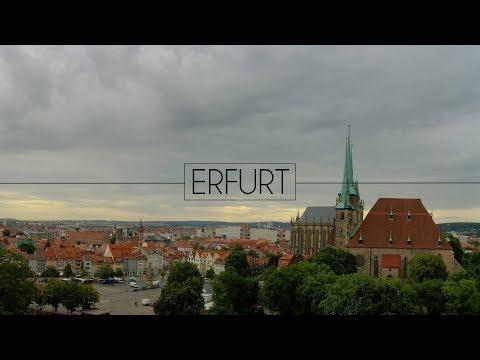 Erfurt - Capital of Thuringia