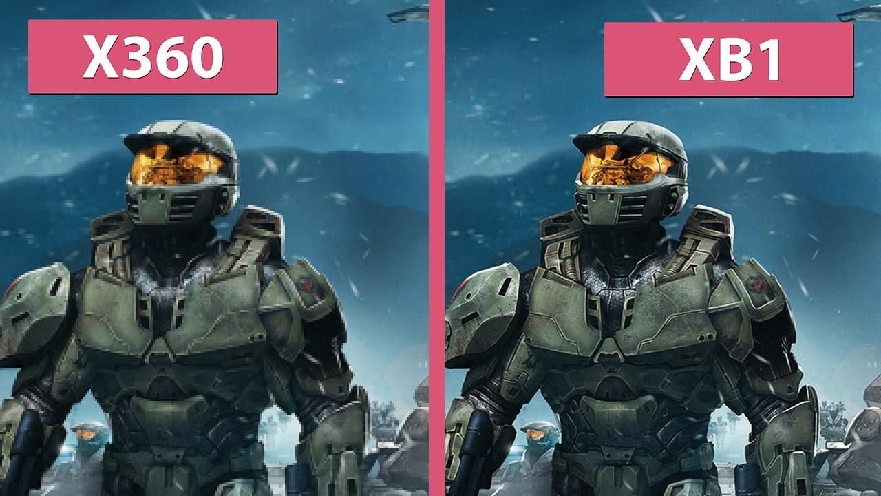 Halo Wars – Original Xbox 360 vs. Xbox One Definitive ...
