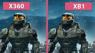 Halo Wars – Original Xbox 360 vs. Xbox One Definitive Edition Graphics Comparison