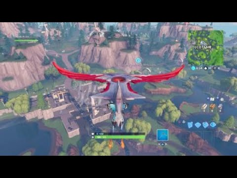 Fortnite season 9 Fortbytes 4 Finally