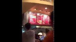 Getting a Burger at The Habit Grill in Encino