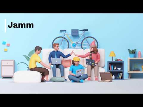 Jamm: Lightweight Voice and Video Collaboration for Remote Teams ??