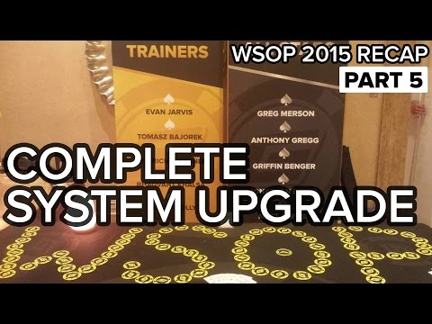 Nutrition and Mental Mastery Pro Tips - WSOP Recap