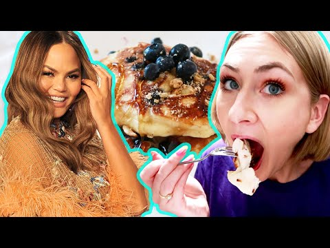 I Only Ate Chrissy Teigen's Recipes For A Week