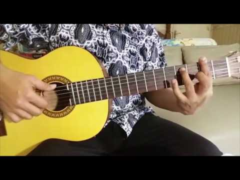 Koes Plus - Diana (Fingerstyle Cover)