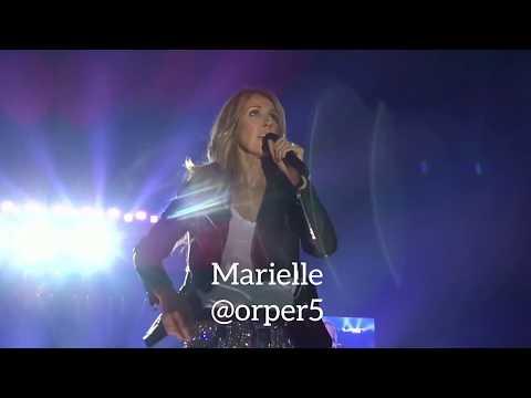 Céline Dion - Love Of My Life (Live, June 17th 2017, Tele2 Arena, Stockholm)