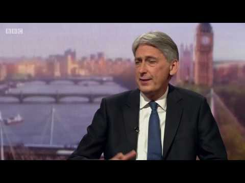 Hammond confirms the UK will leave the single market and customs union